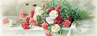 Garden Beauties by Paul de Longpre - Art Print