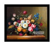 Garden Bouquet - Framed Art Print