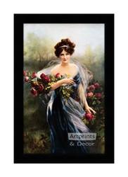 Goddess Of Summer - Framed Art Print
