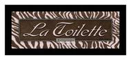 *La Toilette - Framed Art Print
