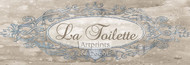 La Toilette Sign by Todd Williams - Art Print