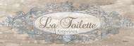 La Toilette Sign by Todd Williams - Art Print