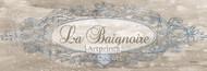 La Baignoire Sign by Todd Williams - Art Print