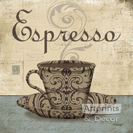 Espresso by Todd Williams - Art Print