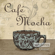 Cafe Mocha by Todd Williams - Art Print