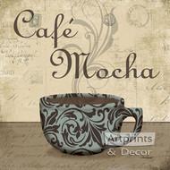 Cafe Mocha by Todd Williams - Art Print