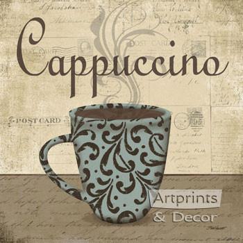 Cappuccino by Todd Williams - Art Print