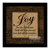 *Joy by Todd Williams - Framed Art Print
