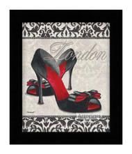 *Classy Shoes I - Framed Art Print