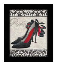 *Classy Shoes II - Framed Art Print