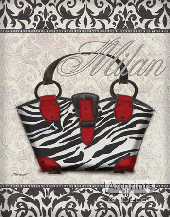 Classy Purse I by Todd Williams - Art Print