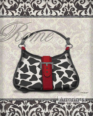 Classy Purse II by Todd Williams - Art Print
