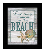 *Beach - Framed Art Print