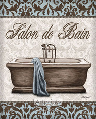 Modern Tub by Todd Williams - Art Print
