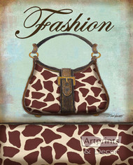 Exotic Purse I by Todd Williams - Art Print