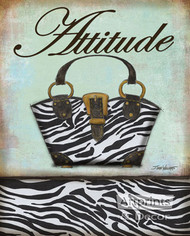 Exotic Purse III by Todd Williams - Art Print