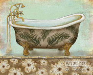 Tropical Bath I by Todd Williams - Art Print