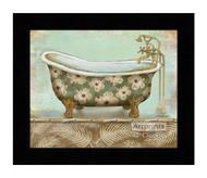 *Tropical Bath II - Framed Art Print
