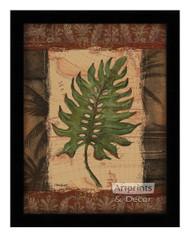 *Tropical Leaf II - Framed Art Print