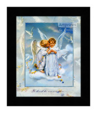 Be Kind to One Another - Framed Art Print
