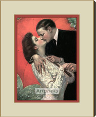 Take My Breath Away by Clarence Underwood – Stretched Canvas Art Print