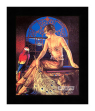 Exotica - Framed Art Print