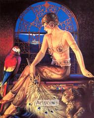 Exotica by Gene Pressler - Art Print