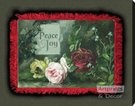 Peace & Joy - Stretched Canvas Art Print