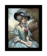 Ophelia - Framed Art Print