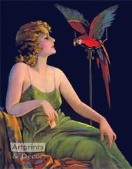 Polly - Art Print