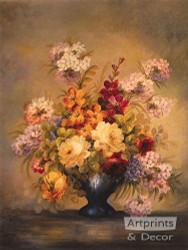 Floral Mystic - Art Print