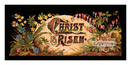 Christ is Risen - Framed Art Print