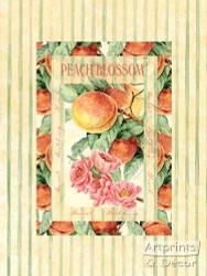 Peach Blossom - Art Print