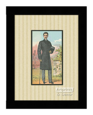 Mr. Smith - Framed Art Print
