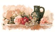 A Fragrant Decoration by Paul de Longpre - Art Print