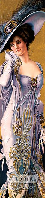 Pompeian Beauty by Pannet – Fine Art Print