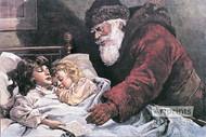 The Christmas Letter - Art Print
