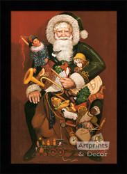 Christmas Presents - Framed Art Print