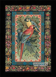 Macaws - Framed Art Print