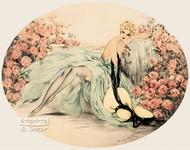 La Belle Rose - Art Print