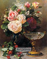 Cupid's Goblet by Jean Baptiste Robie - Art Print