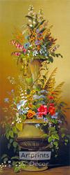 Floral Study II - Art Print