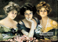At the Opera by Philip Boileau - Stretched Canvas Art Print
