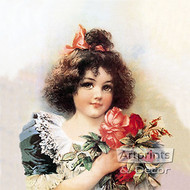 Sweeter Than The Roses by Francis Brundage - Art Print