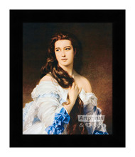 Portrait of Madame Rimsky-Korsakov - Framed Art Print