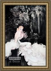 Orchids - Framed Art Print