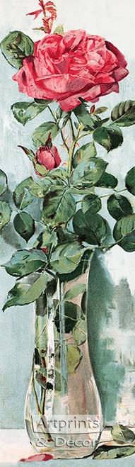 An American Beauty - Framed Art Print