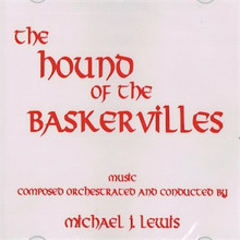Michael J. Lewis Personalized CDs: The Hound of the Baskervilles