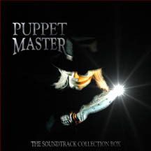 Puppet Master - The Soundtrack Collection Box