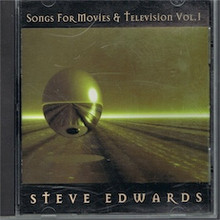 Songs for Movies & Television Vol. 1